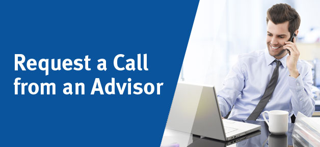 Request a Call from an Advisor
