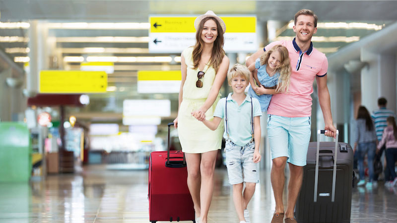 family-at-airport-terminal